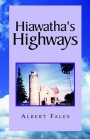 Cover of: Hiawatha's Highways