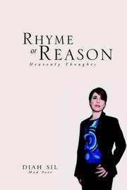Cover of: Rhyme Or Reason | Diah Laudat