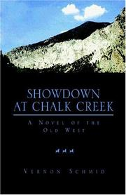 Cover of: Showdown at Chalk Creek