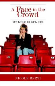 Cover of: A Face In The Crowd