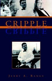 Cover of: Cripple