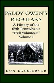Cover of: Paddy Owen's Regulars