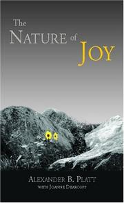 Cover of: The Nature of Joy