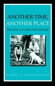 Cover of: Another Time, Another Place