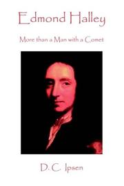Cover of: Edmond Halley