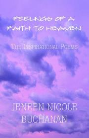 Cover of: Feelings of a Faith To Heaven