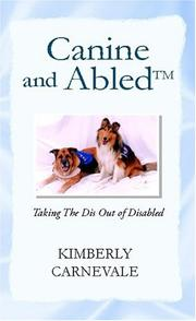 Cover of: Canine And Abled