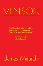 Cover of: Venison