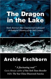 Cover of: The Dragon in the Lake