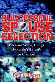 Cover of: Successful Spouse Selection