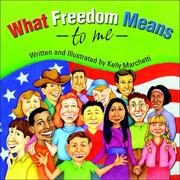 Cover of: What Freedom Means to Me