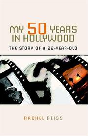 Cover of: My 50 Years in Hollywood | Rachel Reiss