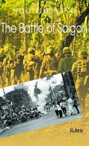 Cover of: The Battle of Saigon