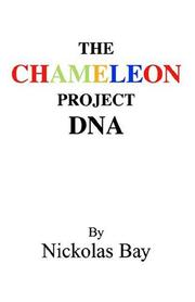 Cover of: The Chameleon Project