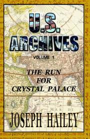 Cover of: U.S. Archives
