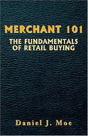 Cover of: Merchant 101
