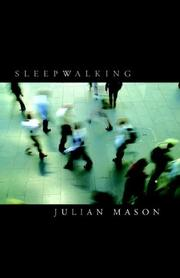 Cover of: Sleepwalking