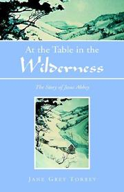 Cover of: At the Table in the Wilderness