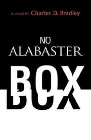 Cover of: No Alabaster Box