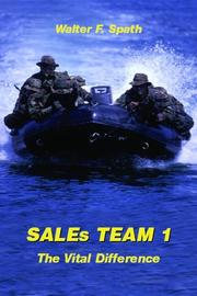 Cover of: Sales Team 1 | Walter F. Spath