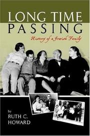 Cover of: Long Time Passing | Ruth C. Howard