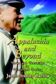 Cover of: Appalachia and Beyond