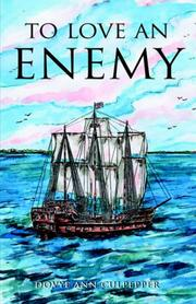 Cover of: To Love An Enemy | Dovye , Ann Culpepper
