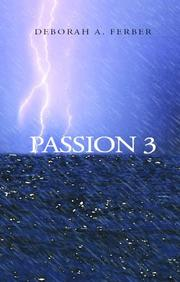 Cover of: Passion 3