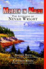 Cover of: The Avenging of Nevah Wright