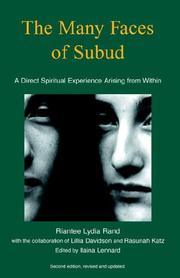 Cover of: The Many Faces of Subud