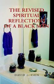 Cover of: THE REVISED SPIRITUAL REFLECTIONS OF A BLACKMAN