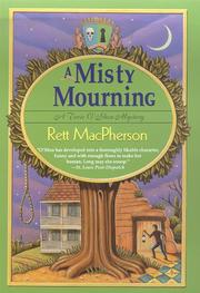 Cover of: A misty mourning