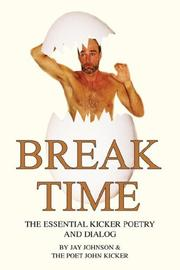 Cover of: BREAK TIME
