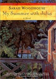 Cover of: My summer with Julia