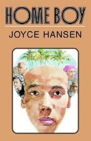Home boy by Joyce Hansen