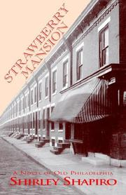 Cover of: Strawberry Mansion