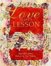 Cover of: Love is Life's Lesson