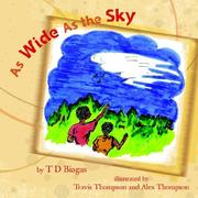 Cover of: As Wide as The Sky
