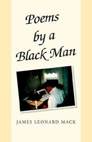 Cover of: Poems by a Black Man