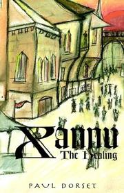 Cover of: Xannu - The Healing