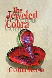 Cover of: The Jeweled Cobra | Colin Ross
