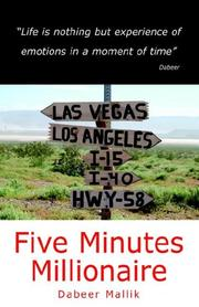 Cover of: Five Minutes Millionaire