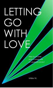Cover of: Letting Go With Love