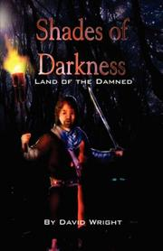Cover of: Shades of Darkness