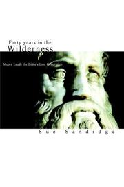 Cover of: Forty Years in The Wilderness