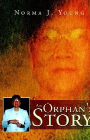 Cover of: An Orphan's Story