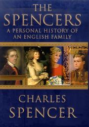 The Spencers by Charles Spencer, Earl Spencer