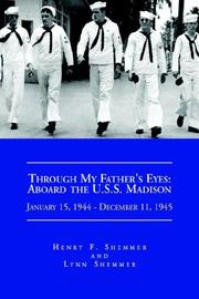 Cover of: Through My Father's Eyes
