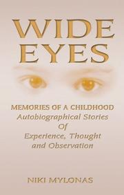 Cover of: Wide Eyesa (Memories)