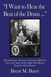 Cover of: I Want to Hear the Beat of the Drum